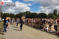 Школьная спартакиада с размахом: велопробег, поход и танцевальный флешмоб (ФОТО и ВИДЕО)
