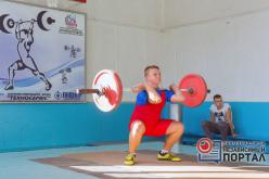 Павлоградские школьники показали высший класс на областном Чемпионате по тяжелой атлетике