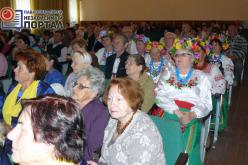 Больше 150 ветеранов войны и труда посетили фестиваль в Павлограде