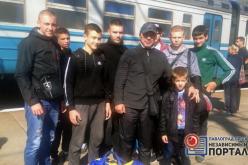 Павлоградские кикбоксеры доказывали мастерство на Чемпионате Украины в Харькове (ФОТО и ВИДЕО)