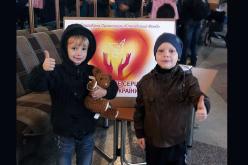 В Павлоград из Италии передали почти 300 кг гуманитарки (ФОТО)