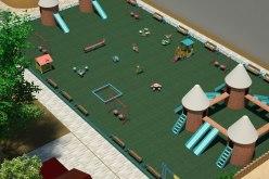 Как будет выглядеть Детский парк в будущем