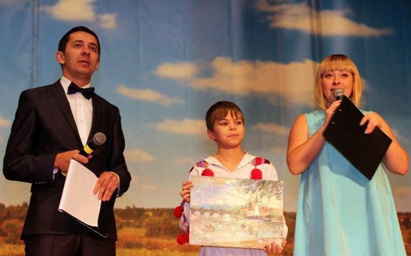 На благотворительном концерте собрали почти 10 тыс. грн для спасения жизни девочки