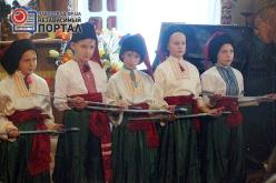 На Покрову в Павлограде посвящали в казачат