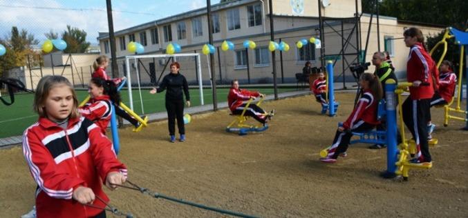 При поддержке ДТЭК в Терновке воплощены в жизнь еще 2 проекта конкурса «Город своими руками»