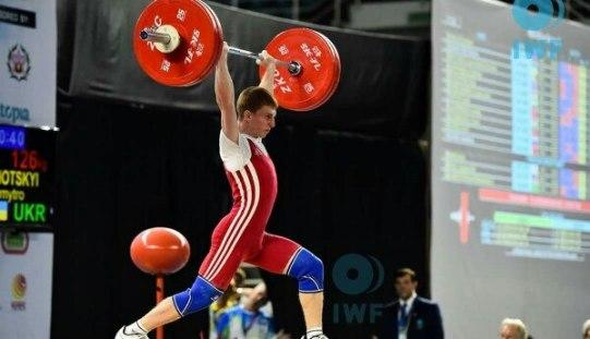 Павлоградец вошел в ТОП-10 сильнейших спортсменов мира (ФОТО)