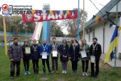 Павлоградские «Снежные Барсы» стали лучшими в Днепропетровской области