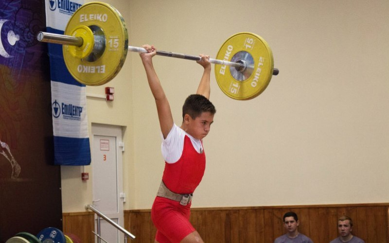 Павлоградец завоевал серебряную медаль на чемпионате Украины