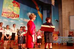 Своё 55-летие отпраздновала школа №12