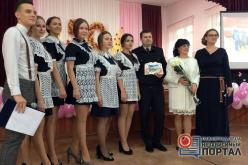 «Голубой огонёк» по случаю юбилея организовали в школе №17 (ФОТО)