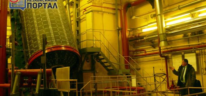 Студенты были отмечены дипломом за работу об утилизации твердого ракетного топлива в Павлограде