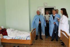 В больнице № 4 отремонтировали палаты хирургии и травматологии
