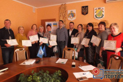 В Павлограде подвели итоги сотрудничества с ЕС/ПРООН в этом году