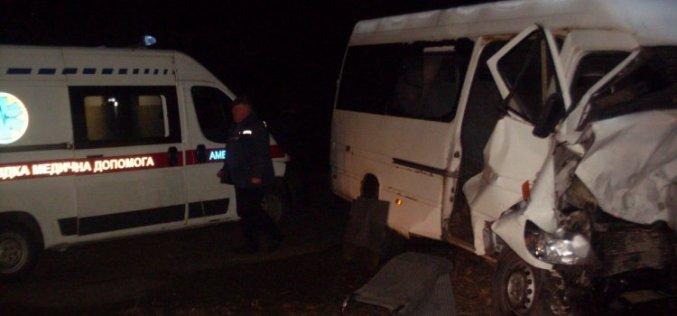 Маршрутку протаранил «Lexus» — пострадало 10 человек (ОБНОВЛЕНО)