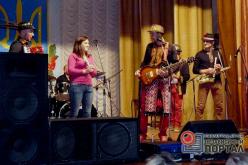Концерт в Павлограде: рок ради доброго дела