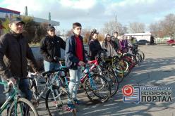 Павлоградцы закрыли велосезон