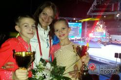 Павлоградцы стали финалистами Чемпионата мира по акробатическому рок-н-роллу в Сочи