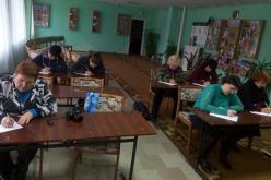 Павлоград присоединился к написанию диктанта национального единства