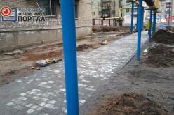 В Павлограде обустроят пешеходные дорожки, ведущие на рынок