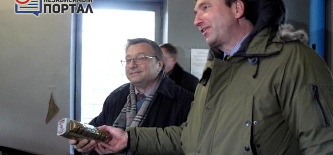 На Павлоградском химзаводе уничтожили 1 млн противопехотных мин (ФОТО)