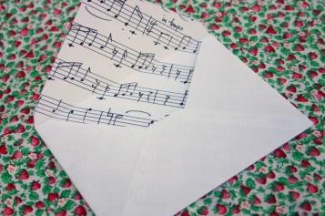 С ней музыка рядом живет … (Письмо в редакцию)