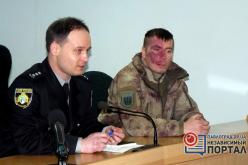 «Павлоградская самооборона» продолжит сотрудничество с полицией (ФОТО и ВИДЕО)