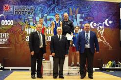 Серебряная медаль и рекорды — павлоградцы поучаствовали в чемпионате Украины по тяжелой атлетике
