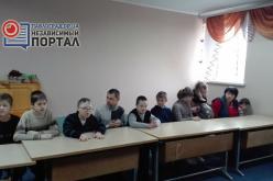 Ученики школы №9 посетили «Школу Ирины» (ФОТО)