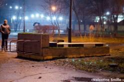 В центре Павлограда появился парклет (ФОТО)