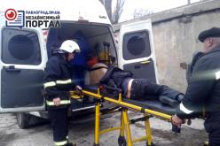 Двое пьяных павлоградцев упали с высоты 3-х метров