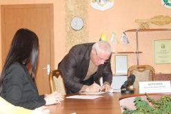 Мэр Павлограда подписал Меморандум о сотрудничестве с GIZ