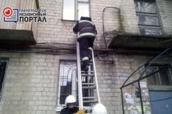 Спасательная служба помогла пожилой женщине