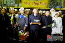 Горняки ДТЭК ШУ Першотравенское первыми в ДТЭК выполнили годовой план (ФОТО)