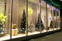 Предпринимателей Павлограда просят украсить фасады новогодней иллюминацией