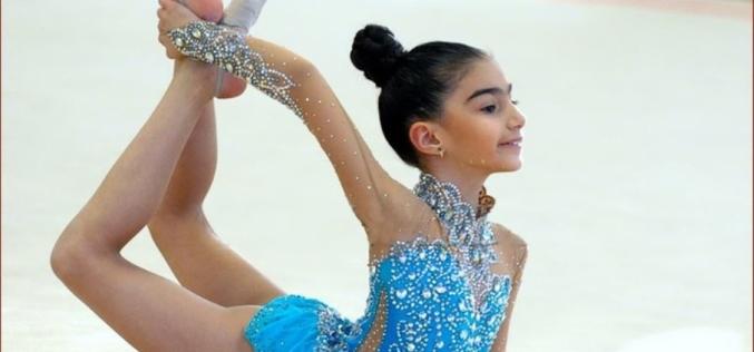 Гимнастку из Павлограда запомнит Европа