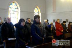 Как отмечают католическое Рождество в Павлограде (ФОТО)