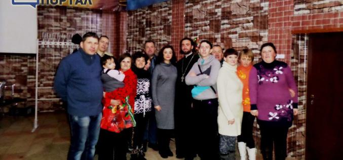 В Павлограде прошла новогодняя встреча c клубом «Феникс»