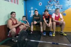 В Павлограде прошёл чемпионат по тяжёлой атлетике