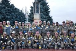 Проходчики шахты им. Н. И. Сташкова ДТЭК ШУ Днепровское выполнили годовой план