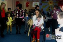 В «Школе Ирины» прошёл концерт ко Всемирному дню инвалида (ФОТО)