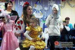 Новогодний праздник для деток «Школы Ирины» (ФОТОРЕПОРТАЖ)