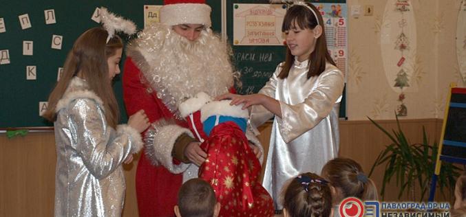 Буккроссинг, фотозона, игротека…. Что еще приготовил для школьников Святой Николай?
