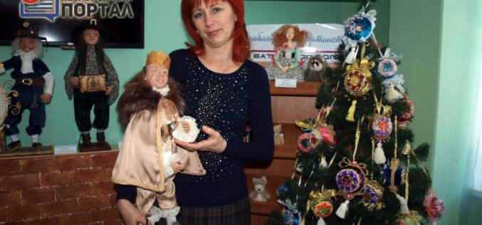 В Павлограде открылась выставка авторской куклы (ФОТО)