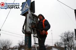 На опасном перекрестке скоро заработают новенькие светофоры (ФОТО)