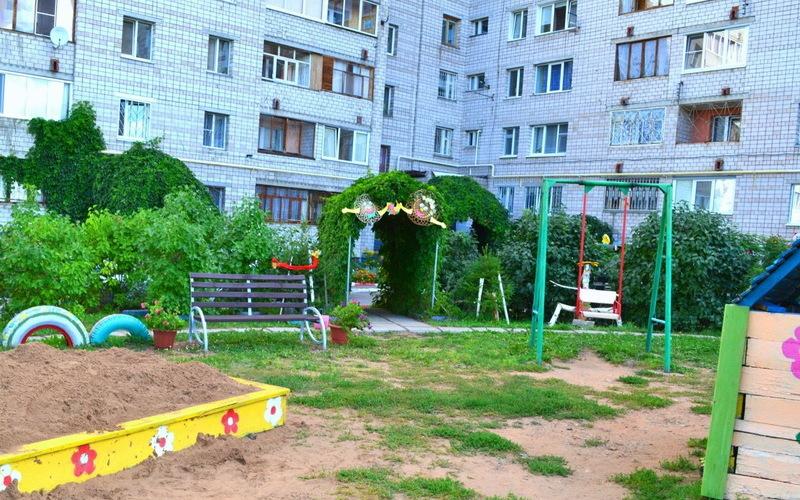 В Павлограде будут определять лучший двор, дом-ОСМД или квартал