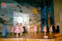 В Павлоград приезжал песочный театр (ФОТО и ВИДЕО)