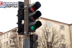 В Павлограде украли устройства звукового оповещения со светофоров