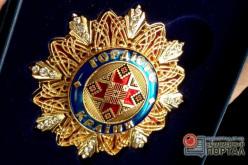 Двое начальников КП получили орден «Гордость страны»