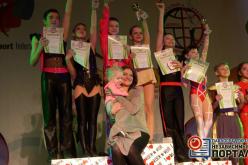 «Восторг» триумфально выступил на І этапе Чемпионата Украины