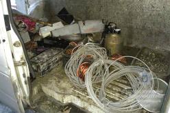 Анонимный звонок помог полицейским выявить незаконный пункт приема металла (ФОТО)